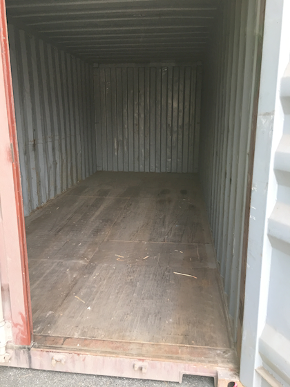 20-foot Shipping Containers 20' - 20-foot Shipping Containers Other Construction Equipment