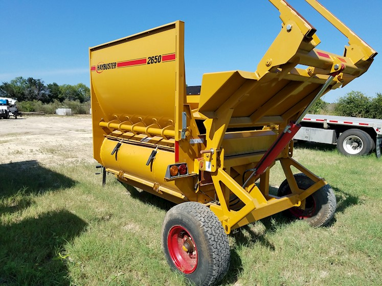 Duratech 2650 - Duratech Hay & Forage