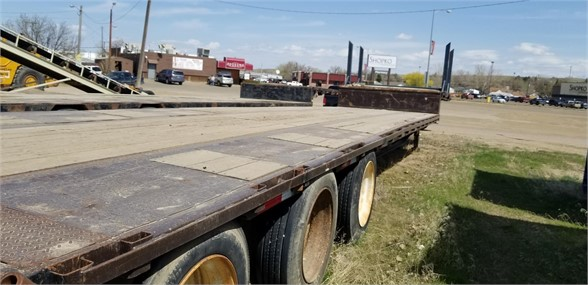 1995 Trail King SD48 - Trail King Trailers