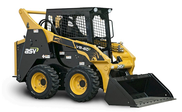 2017 ASV VS-60 - ASV Loaders