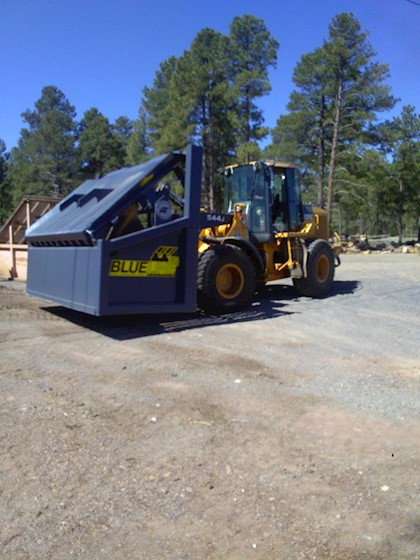 2021 BLUELINE Grizzly 5-6YD 10/3 - BLUELINE Grizzly Aggregate Equipment