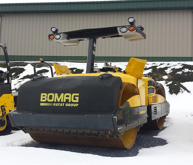 2012 Bomag BW284AD - Bomag Compactors