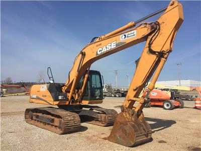 2011 CASE CX210B - CASE Excavators