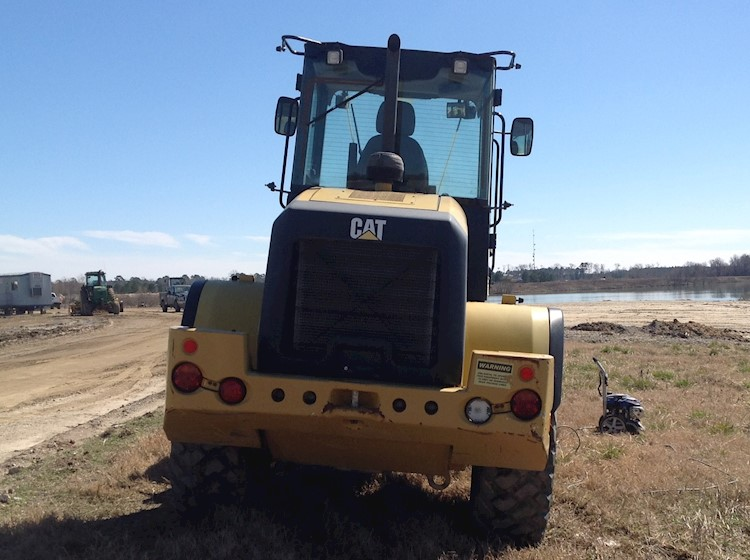 2015 Caterpillar 914K - Caterpillar Loaders