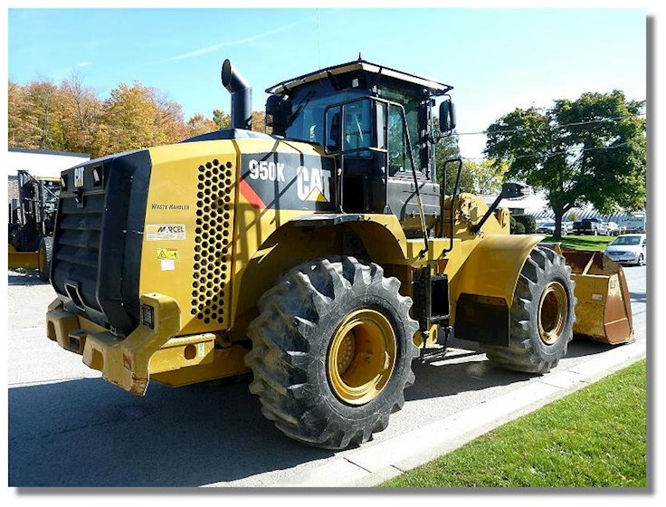 2013 Caterpillar 950K - Caterpillar Loaders