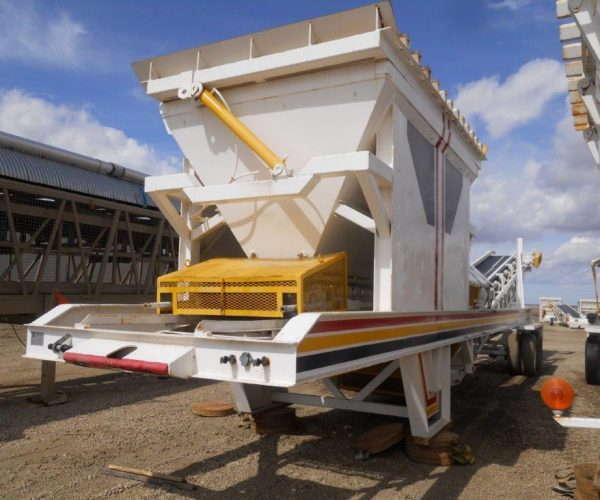 Elrus 3642 PORTABLE FEEDER - Elrus Aggregate Equipment