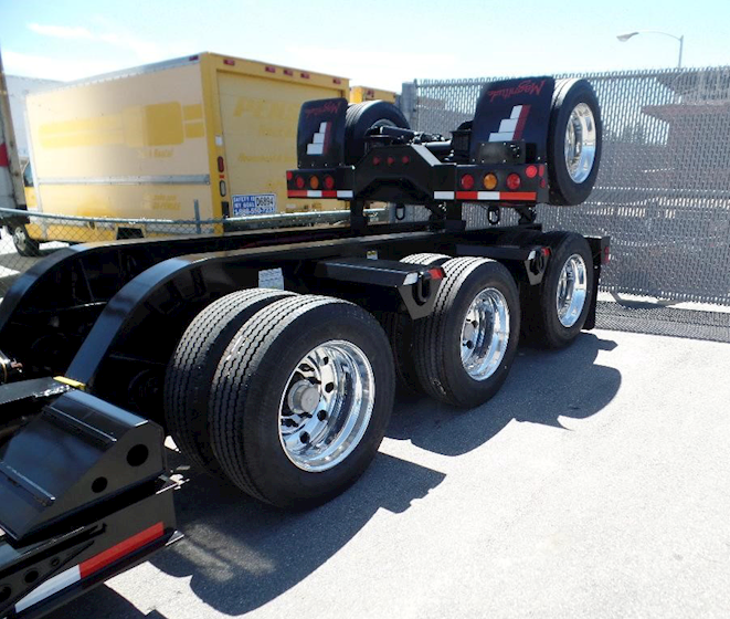 2020 Fontaine Magnitude 60, 60 Ton DSR - Fontaine Trailers