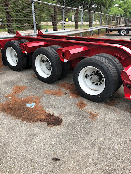 2018 Fontaine Magnitude - Fontaine Trailers