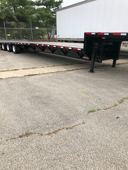 2018 Fontaine Xcalibur Extendable - Fontaine Trailers