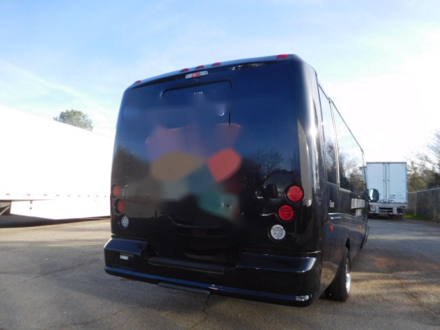 2019 Ford E450 GRECH GM28 Luxury Bus - Ford Bus & Vans