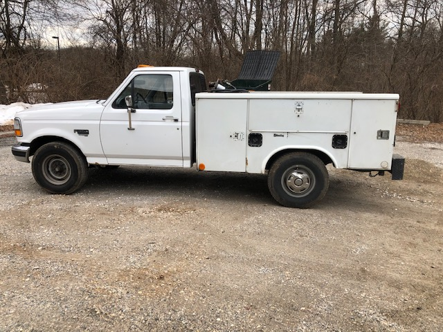 1996 Ford F-350 - Ford Other Trucks & Trailers