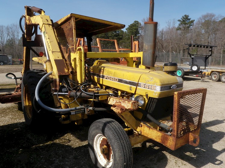 1986 Ford 5610 - Ford Tractors