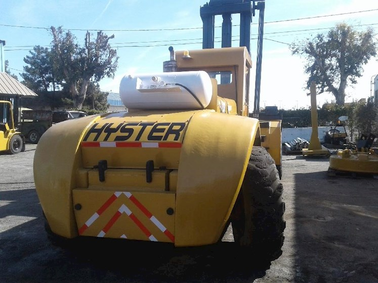 Hyster H420A - Hyster Forklifts