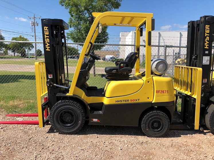 2020 Hyster H50XT - Hyster Forklifts