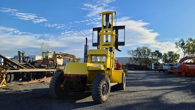 1982 Hyster H620B - Hyster Forklifts