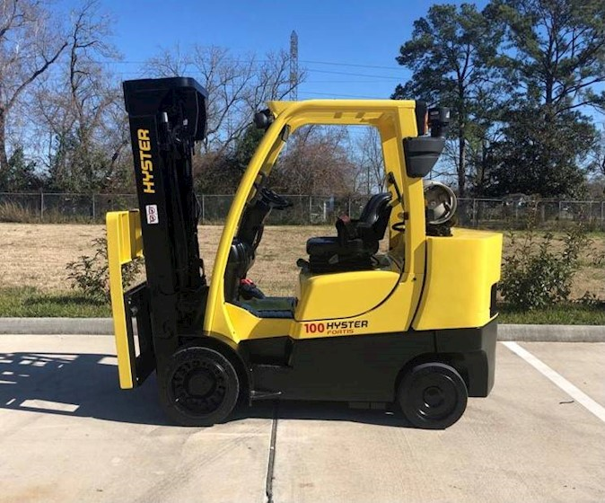 2012 Hyster S100FTBCS - Hyster Forklifts
