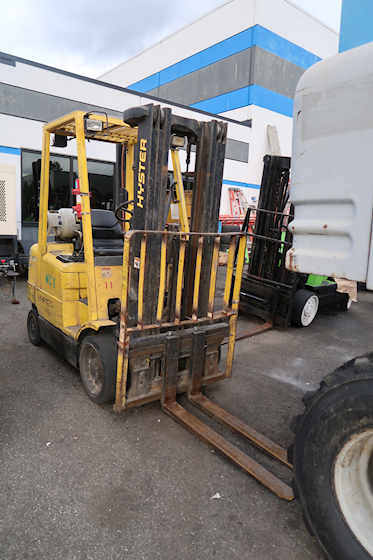 2001 Hyster S50XM - Hyster Forklifts