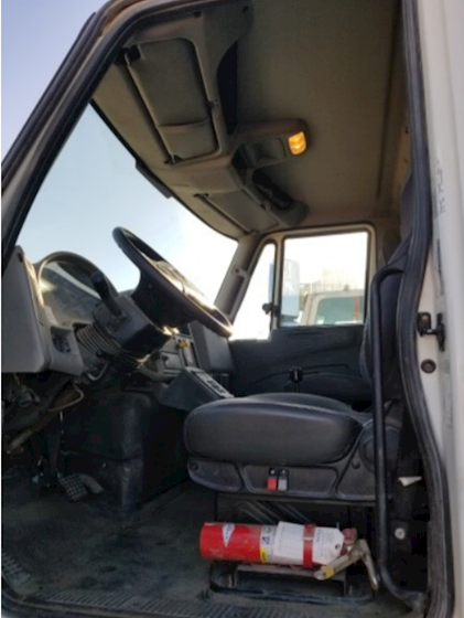 2014 International 7400SBA6X4 - International Dump Trucks