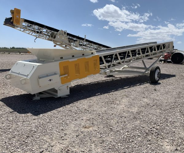 JP 42X40 RADIAL STACKING CONVEYOR - JP Aggregate Equipment