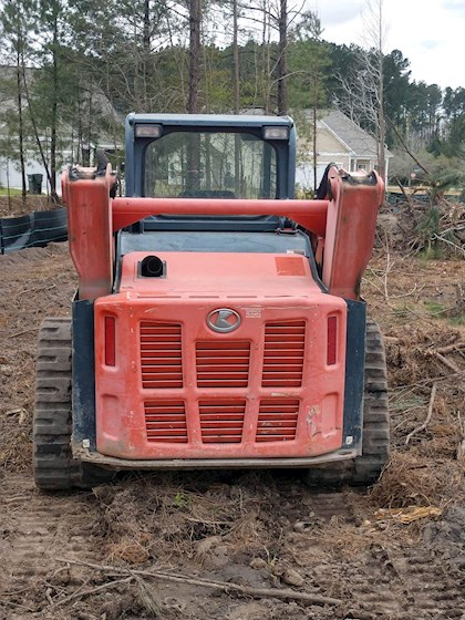 2014 Kubota SVL 90-2 - Kubota Loaders