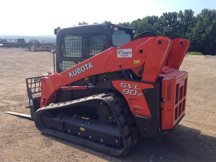 2014 Kubota SVL90-2 - Kubota Loaders