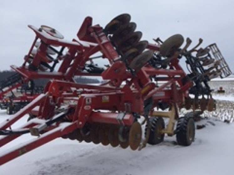 2011 Kuhn Krause 4850 - Kuhn Krause Disc, Tine & Tillage