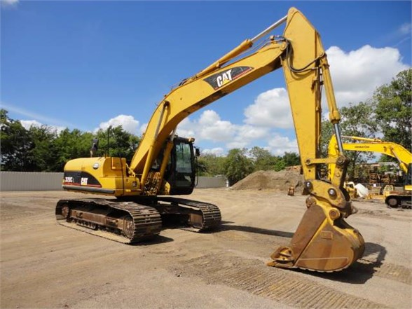 Caterpillar 320CL - Caterpillar Excavators