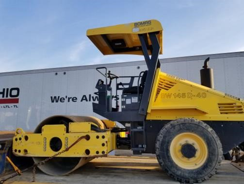 2013 Bomag BW145AD - Bomag Compactors