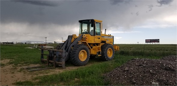 2000 Volvo L70C - Volvo Loaders