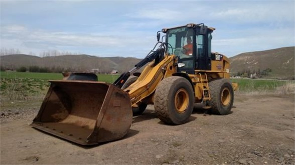 2013 Caterpillar 924H - Caterpillar Loaders