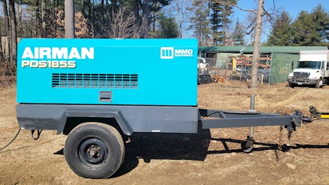 Airman PDS 185S - Airman Air Compressors