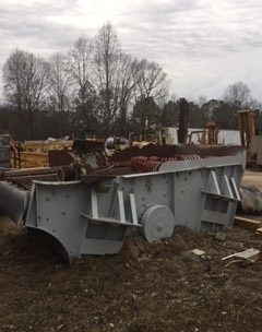 Allis-Chalmers 6'x14' Single Deck - Allis-Chalmers Aggregate Equipment