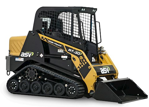 2017 ASV RT-30 - ASV Loaders