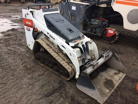 Bobcat MT85 - Bobcat Loaders