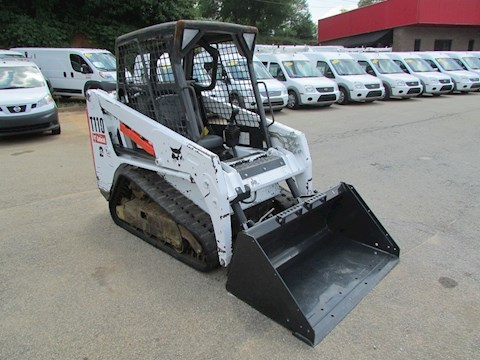 Bobcat T110 - Bobcat Loaders