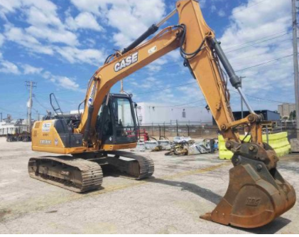 2014 CASE CX130C - CASE Excavators