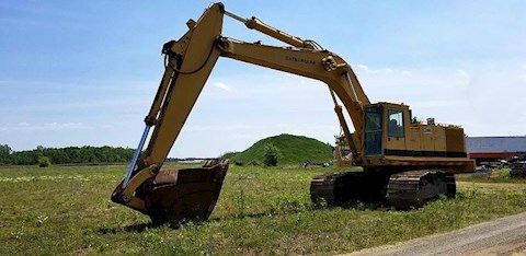 Caterpillar 245 - Caterpillar Excavators