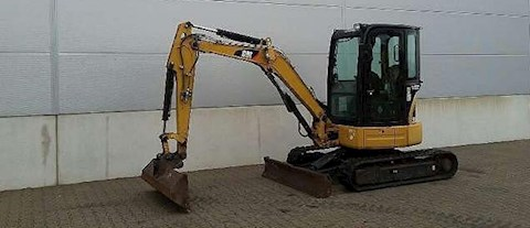 Caterpillar 303 5D CR - Caterpillar Excavators