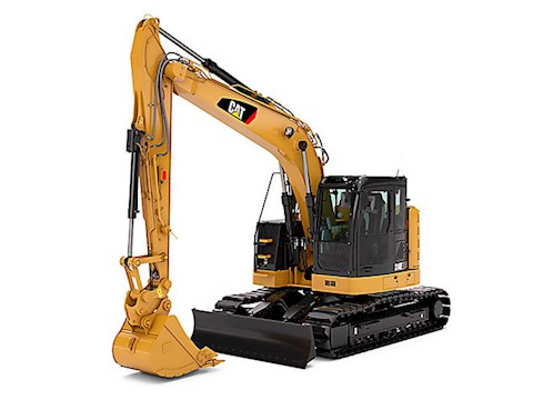 Caterpillar 314E CR - Caterpillar Excavators
