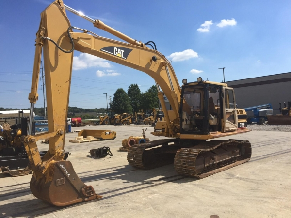 Caterpillar 315BL - Caterpillar Excavators