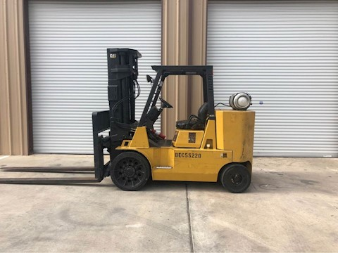 2005 Caterpillar GC70KS - Caterpillar Forklifts