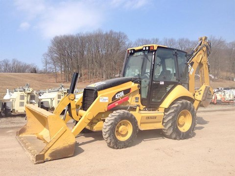 2011 Caterpillar 420E - Caterpillar Loader Backhoes