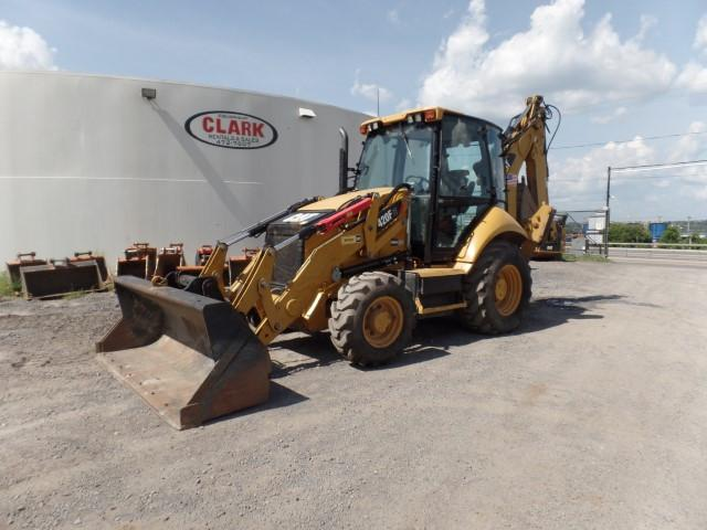 Caterpillar 420F IT - Caterpillar Loader Backhoes