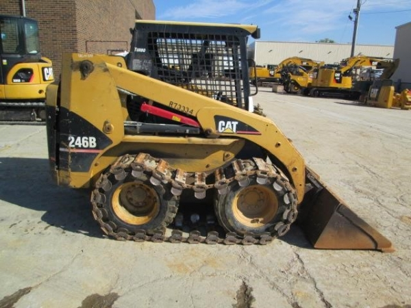 Caterpillar  246B - Caterpillar Loaders