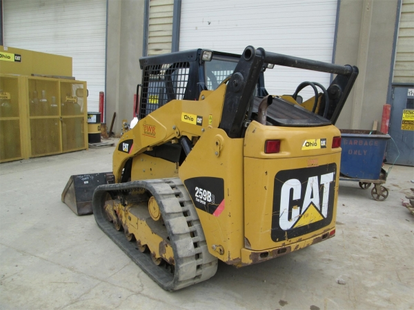 2011 Caterpillar 259B3 - Caterpillar Loaders