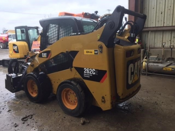 2012 Caterpillar 262C2 - Caterpillar Loaders