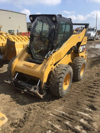 2013 Caterpillar 272D XHP - Caterpillar Loaders