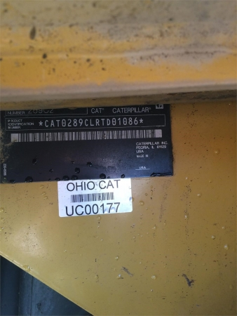 2013 Caterpillar 289C2 - Caterpillar Loaders