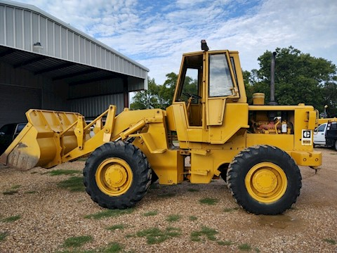 1973 Caterpillar 930 - Caterpillar Loaders