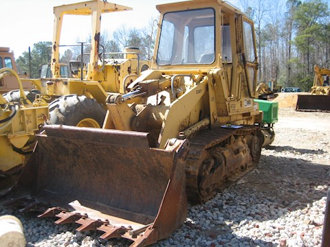 1985 Caterpillar 943 - Caterpillar Loaders